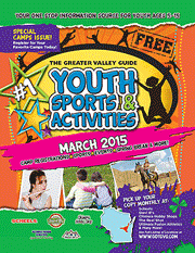 Youth Sports & Activities March 2015