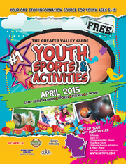 Youth Sports & Activities April 2015