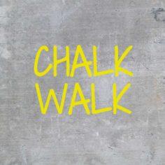 Downtown Oshkosh Chalk Walk