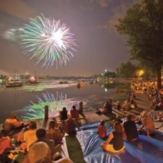 2018 4th of july parades and fireworks celebrations