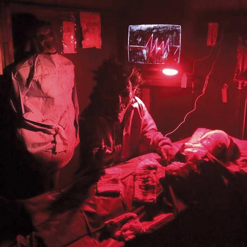 Haunted Hospital Pickett