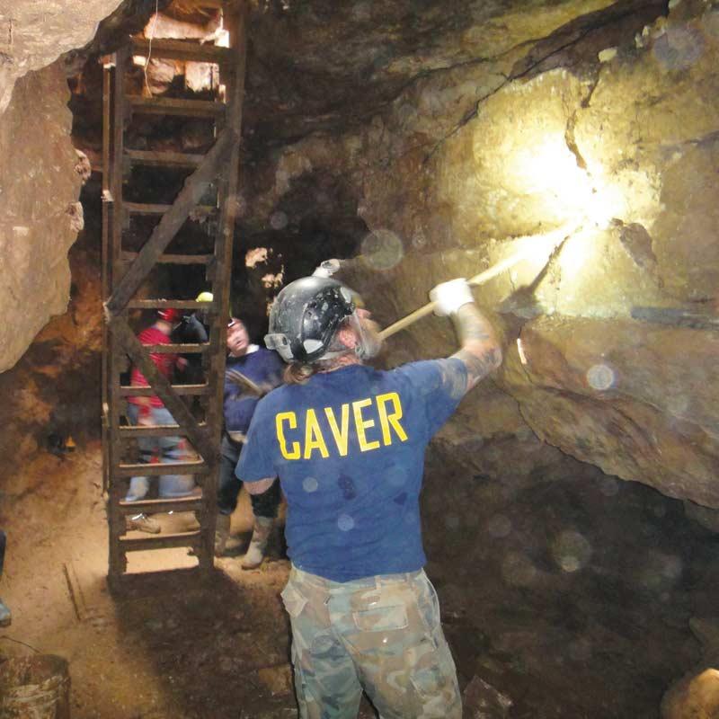Cave Restoration