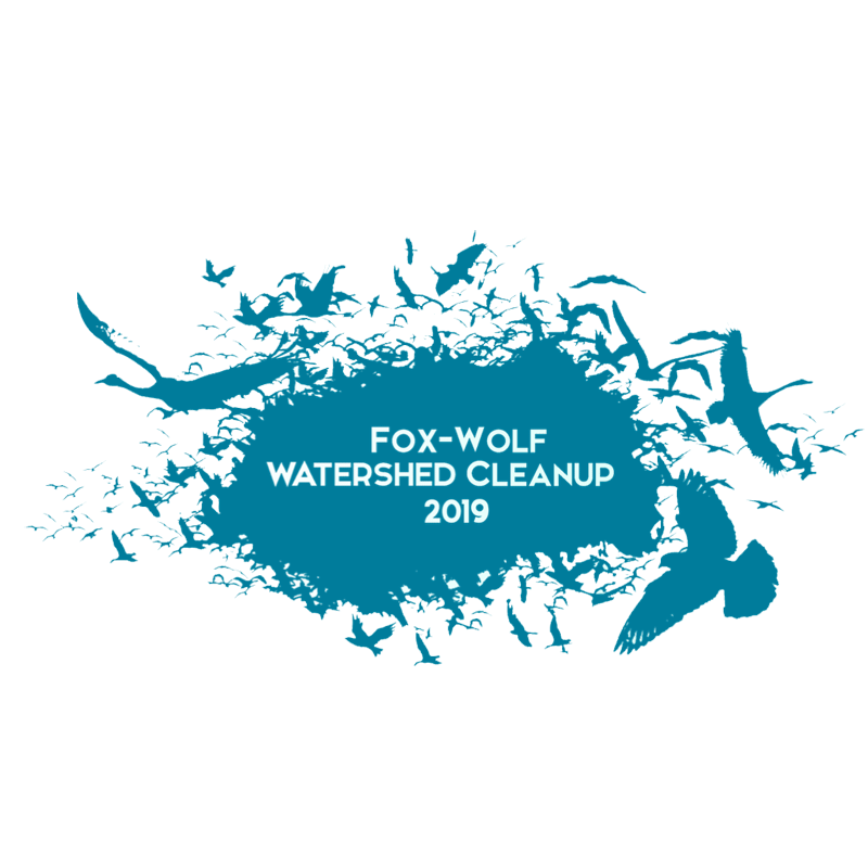 Fox-Wolf Watershed Cleanup 2019