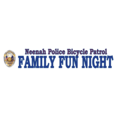 Neenah Police Bicycle Patrol Family Fun Night 2019