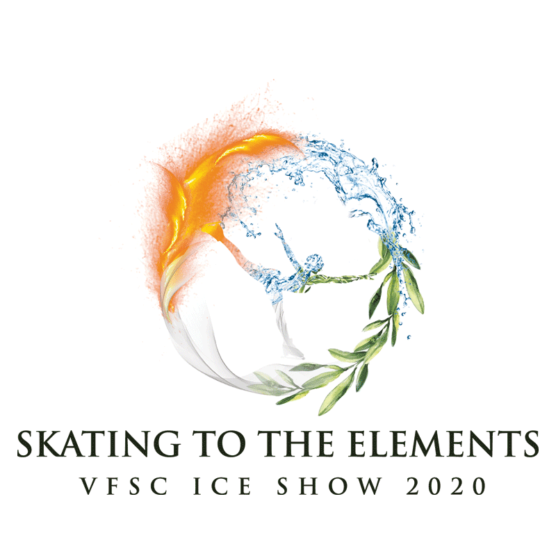 Skating to the Elements Valley Figure Skating Club Ice Show 2020